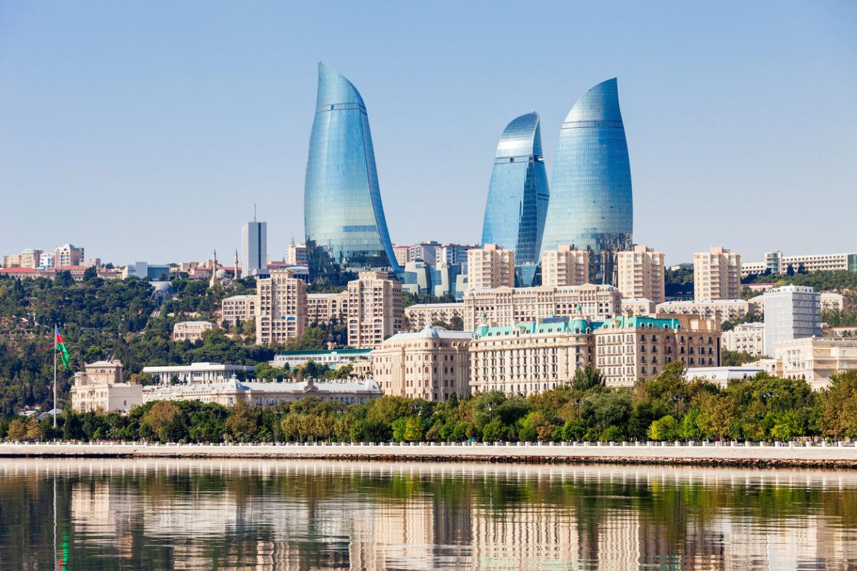 سفرنامه باکو